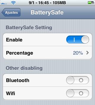 batterysafe